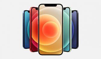 iPhone 12 batarya
